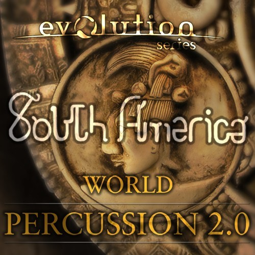 World Percussion 2.0 - SOUTH AMERICA