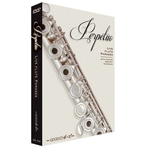 PERPETUO Live Flute Phrases