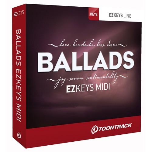 EZkeys MIDI Ballads