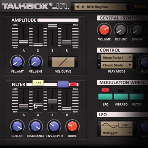 Talkbox Jr.