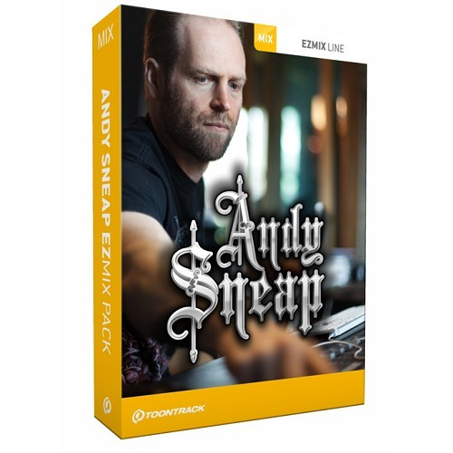 EZmix-Pack Andy Sneap