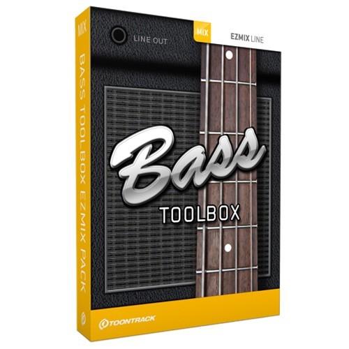 EZmix-Pack Bass Toolbox