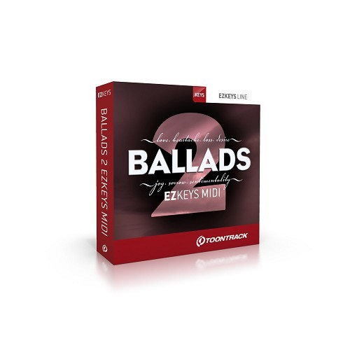 EZkeys MIDI Ballads 2