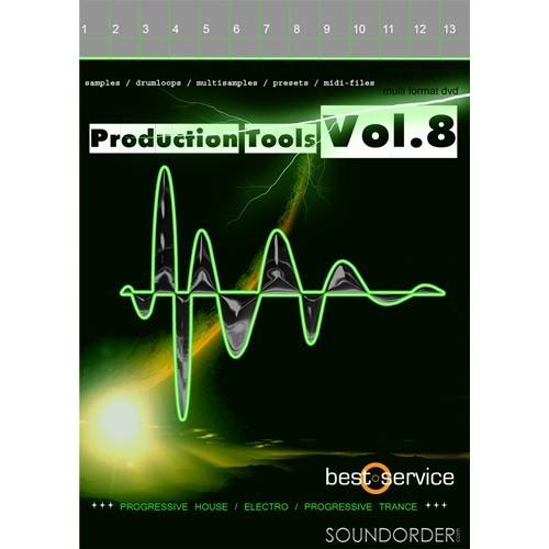 Production Tools Vol. 8