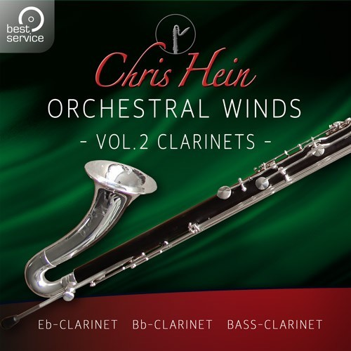 Chris Hein Winds Vol 2 - Clarinets