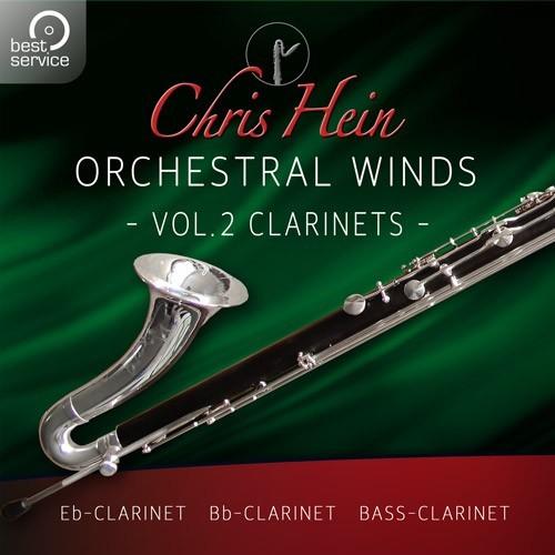 Chris Hein Winds Vol 2 - Clarinets