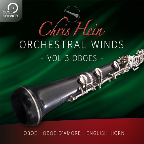 Chris Hein Winds Vol 3 - Oboes