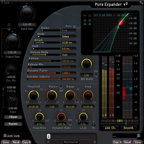 Pure Expander