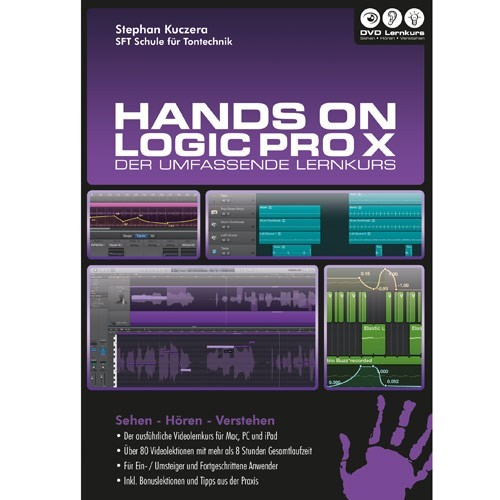 Hands On Logic PRO X