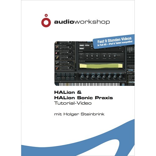 HALion & HALion Sonic Praxis Tutorial Video