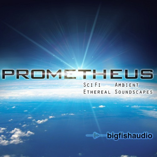Prometheus: Ambient Sci Fi & Ethereal Soundscapes