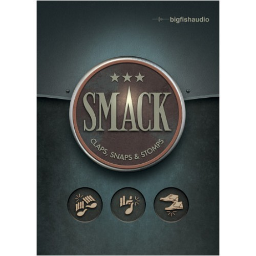 SMACK: Claps, Snaps & Stomps