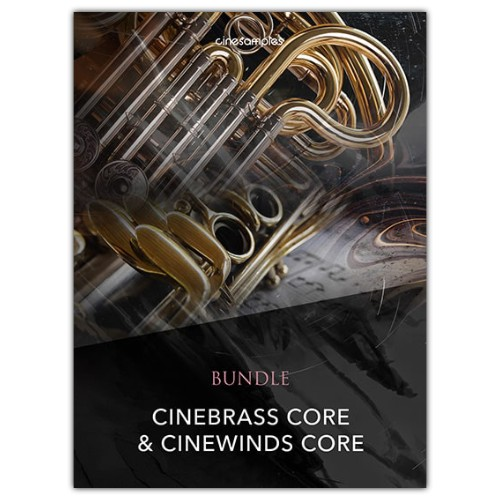 CineBrass CORE + CineWinds CORE Bundle