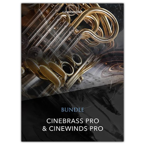 CineBrass PRO + CineWinds PRO Bundle