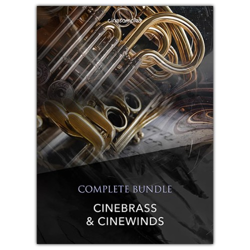 CineBrass + CineWinds COMPLETE Bundle