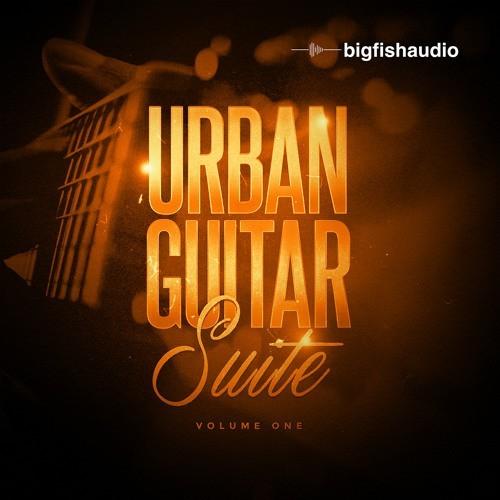 Urban Guitar Suite Volume 1