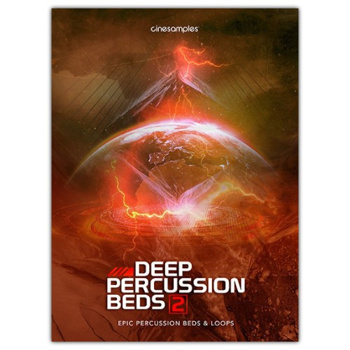 Deep Percussion Beds 2