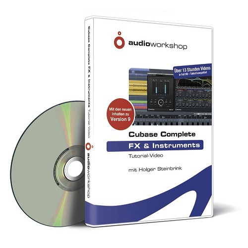 Cubase Complete FX & Instruments