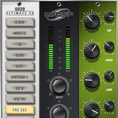 6020 Ultimate EQ