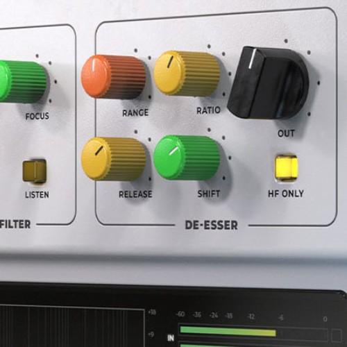 DE555 De-esser