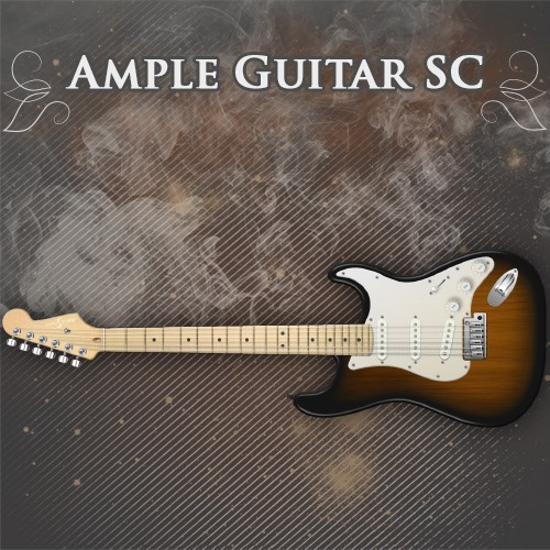 Ample Guitar F - AGF