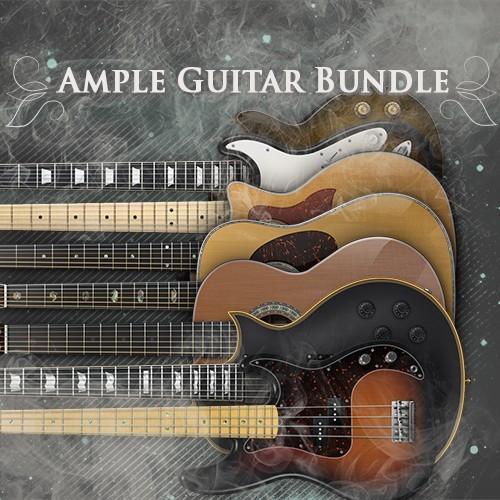 Ample 13in1 Guitars Bundle