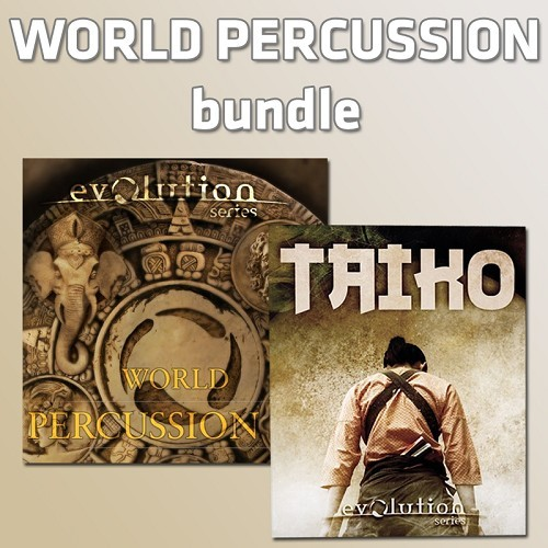 World Percussion Bundle