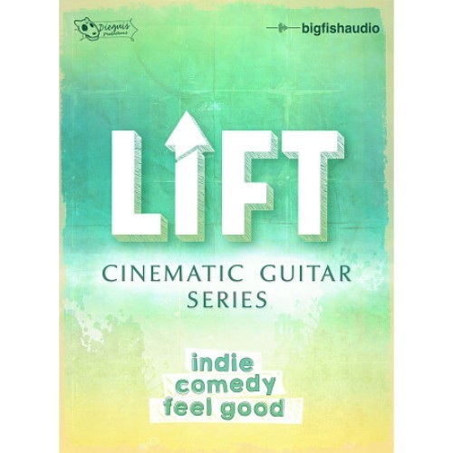 LIFT: Cinematic Guitar Series