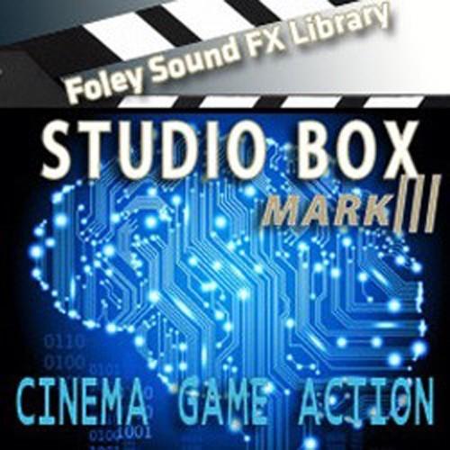 Studio Box SFX Fire, Guns, Explosions