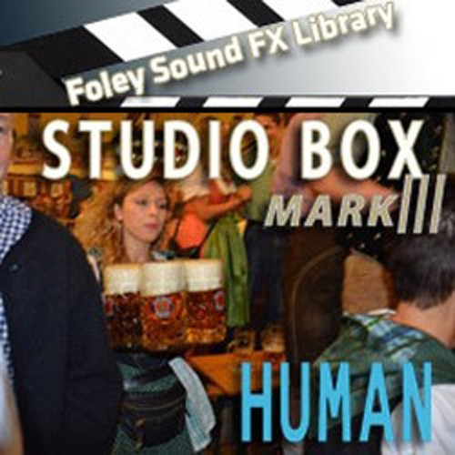 Studio Box SFX Human Surroundings 2