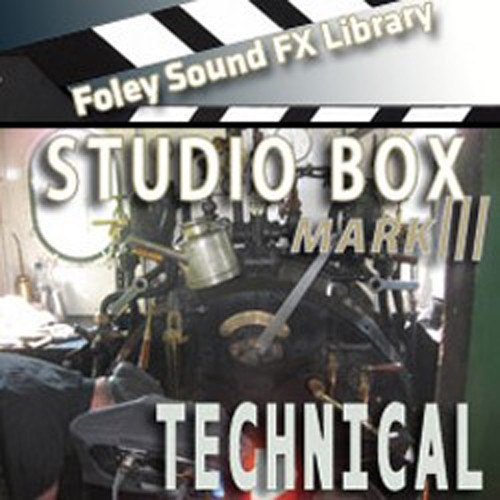 Studio Box SFX Machines 1