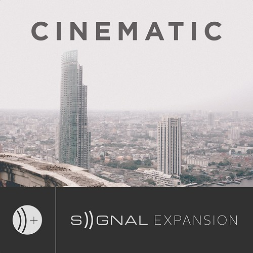 CINEMATIC Expansion Pack for Signal