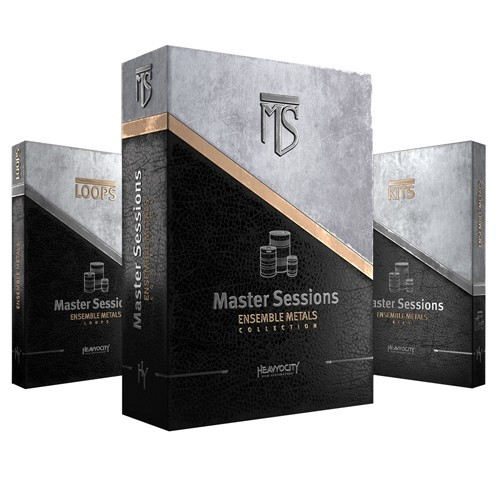 Master Sessions: Ensemble Metals Collection