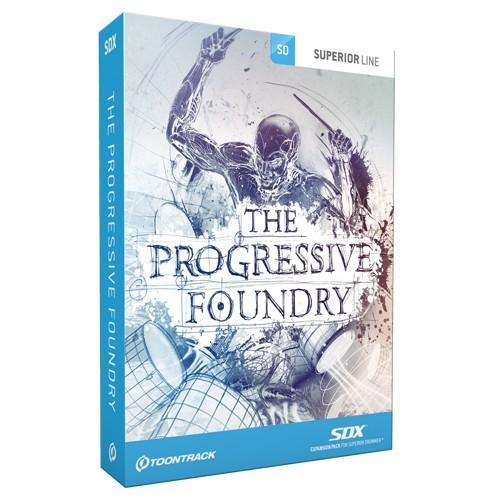 SDX The Progressive Foundry