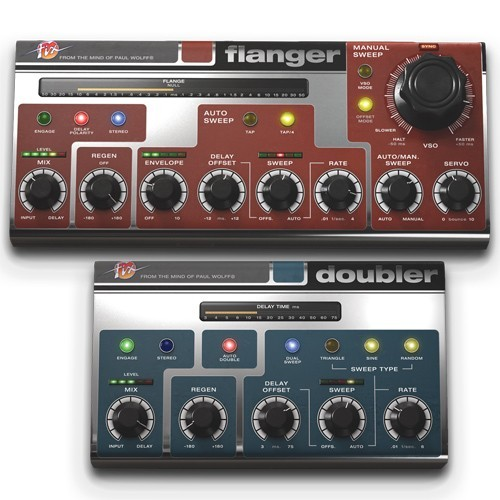 Fix Flanger and Doubler