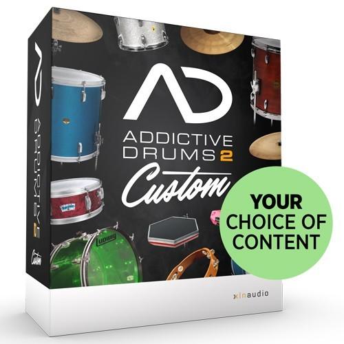 Addictive Drums 2: Custom