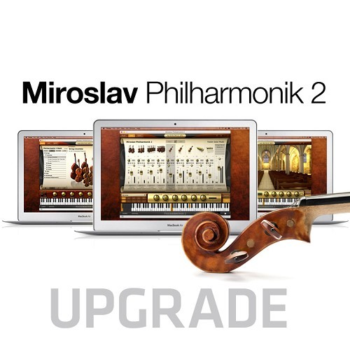 Miroslav Philharmonik 2 Upgrade