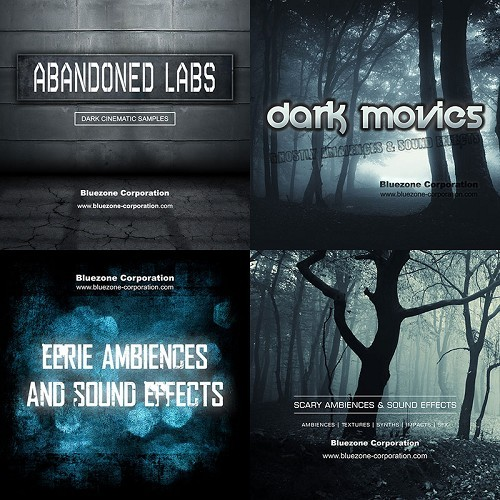 Dark Cinematic Ambiences Bundle
