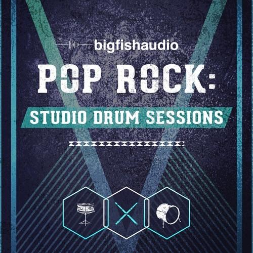 Pop Rock: Studio Drum Sessions
