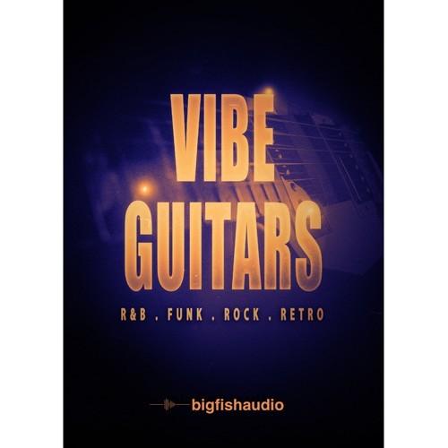 Vibe Guitars: R&B, Funk, Rock, Retro