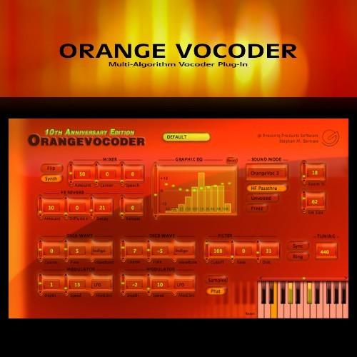 Orange Vocoder