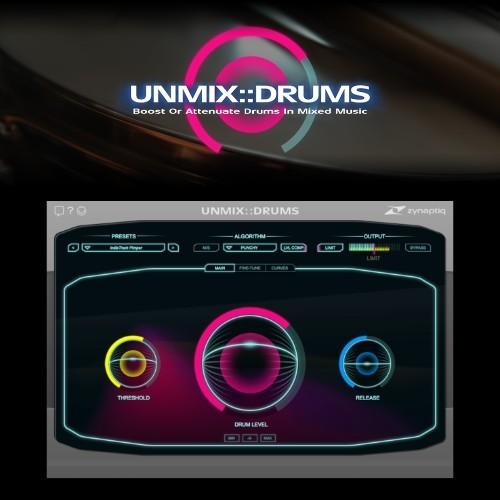 Unmix::Drums