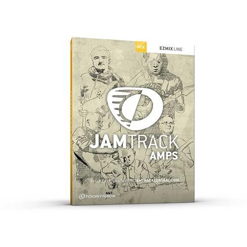 EZmix-Pack JamTrack Amps