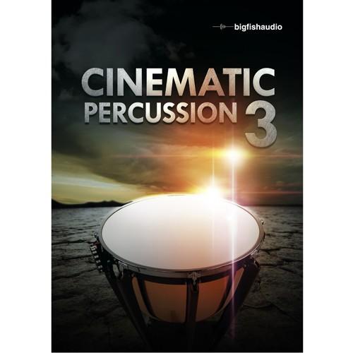 Cinematic Percussion 3