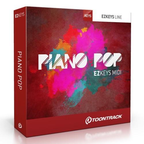 EZkeys MIDI Piano Pop