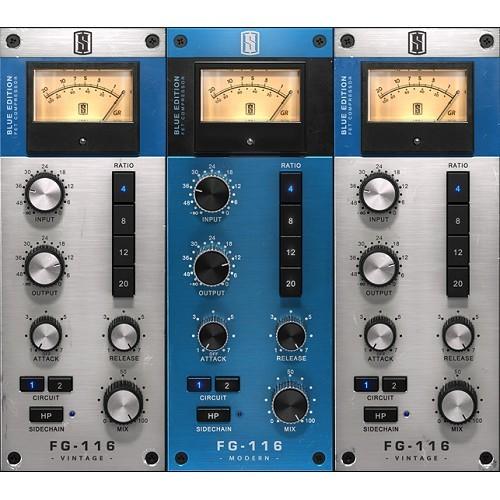 FG-116 Blue