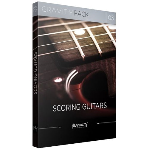 Scoring Guitars Gravity Pack 03