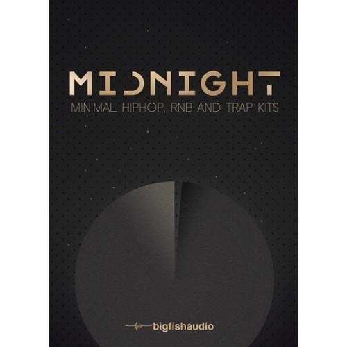 Midnight: Minimal Hip Hop, RnB and Trap Kits