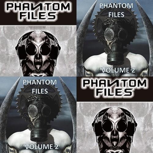 Phantom Files Vol. 1 + 2 Bundle