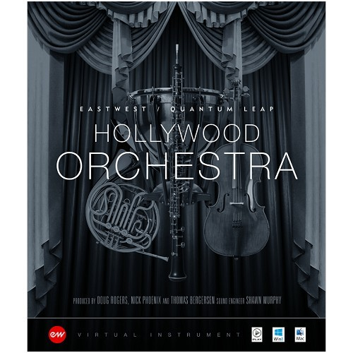 Hollywood Orchestra Silver